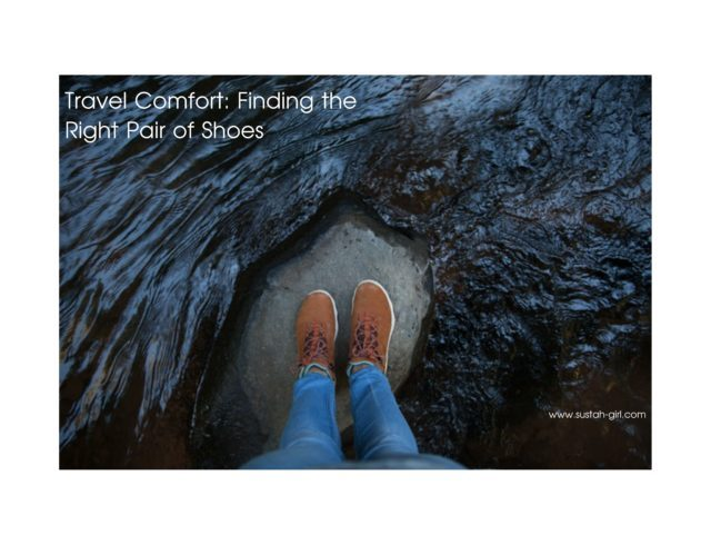 Travel Comfort: Find Comfortable Shoes for Travel