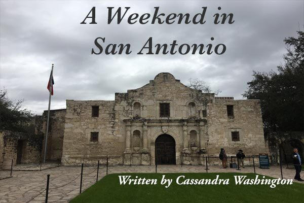 Enjoy a weekend in San Antonio