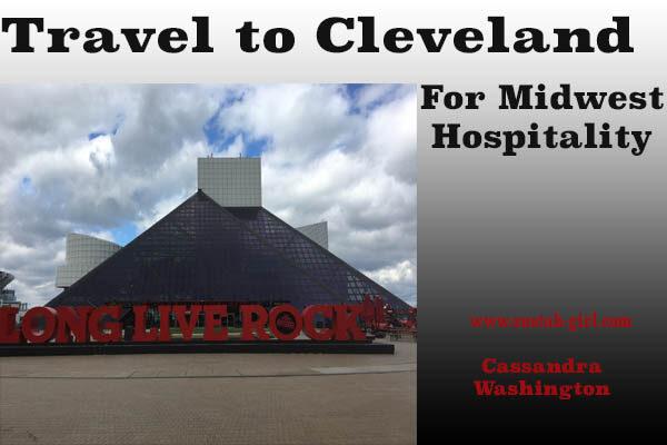 Travel to Cleveland Ohio