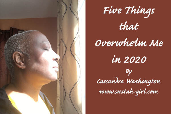 Things that Overwhelm